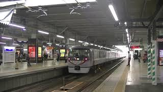 西武鉄道10103F(プラチナ)特急ちちぶ号池袋行 所沢