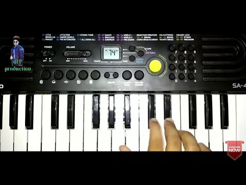 Nagin Desi Tone | On Piano | On Keyboard