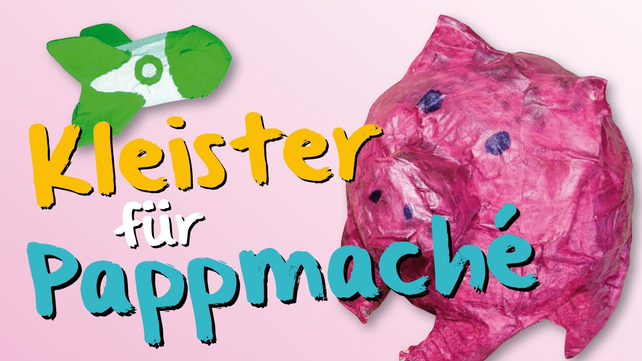 Christbaumkugeln Pappmache.How To Make Paper Mache Pig Diy