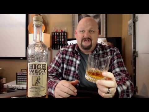 High West American Prairie Whiskey Review