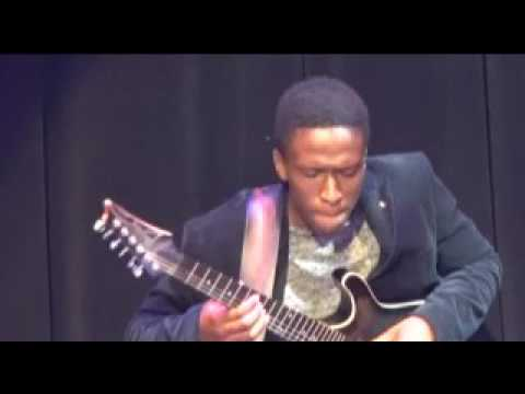 Wandile Shange (Guitar) MUST WATCH