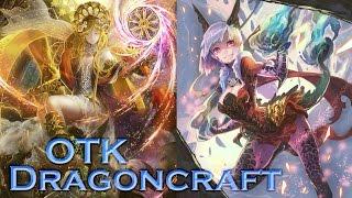 【Shadowverse】【Master Rank】A New Star on the Ladder! - OTK Dragoncraft