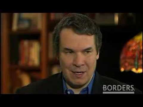 Greg Mortenson talks about Three Cups of Tea for Borders