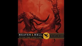 Heaven and Hell - The Devil you Know - (2009) [Full Album]
