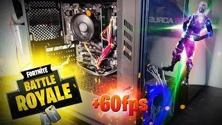 La PC Gaming MÁS BARATA para jugar bien FORTNITE!