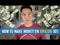 How To Make MONEY On Amazon In 2017! Step By Step For Beginners!