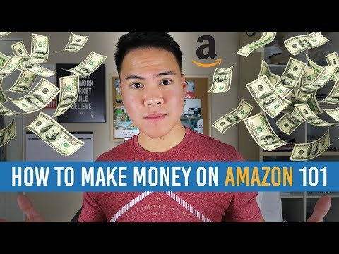 How To Make MONEY On Amazon In 2017! Step By Step For Beginners! thumbnail