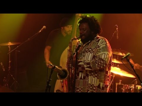 Kamasi Washington Live at AB - Ancienne...