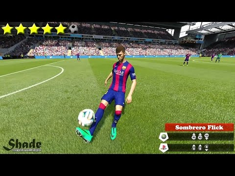 FIFA 15 All 65 Skills Tutorial | Xbox & Playstation | HD 1080p