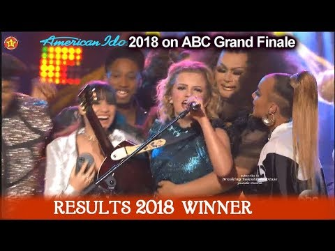 Maddie Poppe  American Idol 2018  Winner REVEALED American Idol 2018 Grand Finale Winner RESULTS