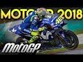 MotoGP 2018 | Gameplay Racing as Rossi at Qatar GP (MotoGP 2018 Game Mod)
