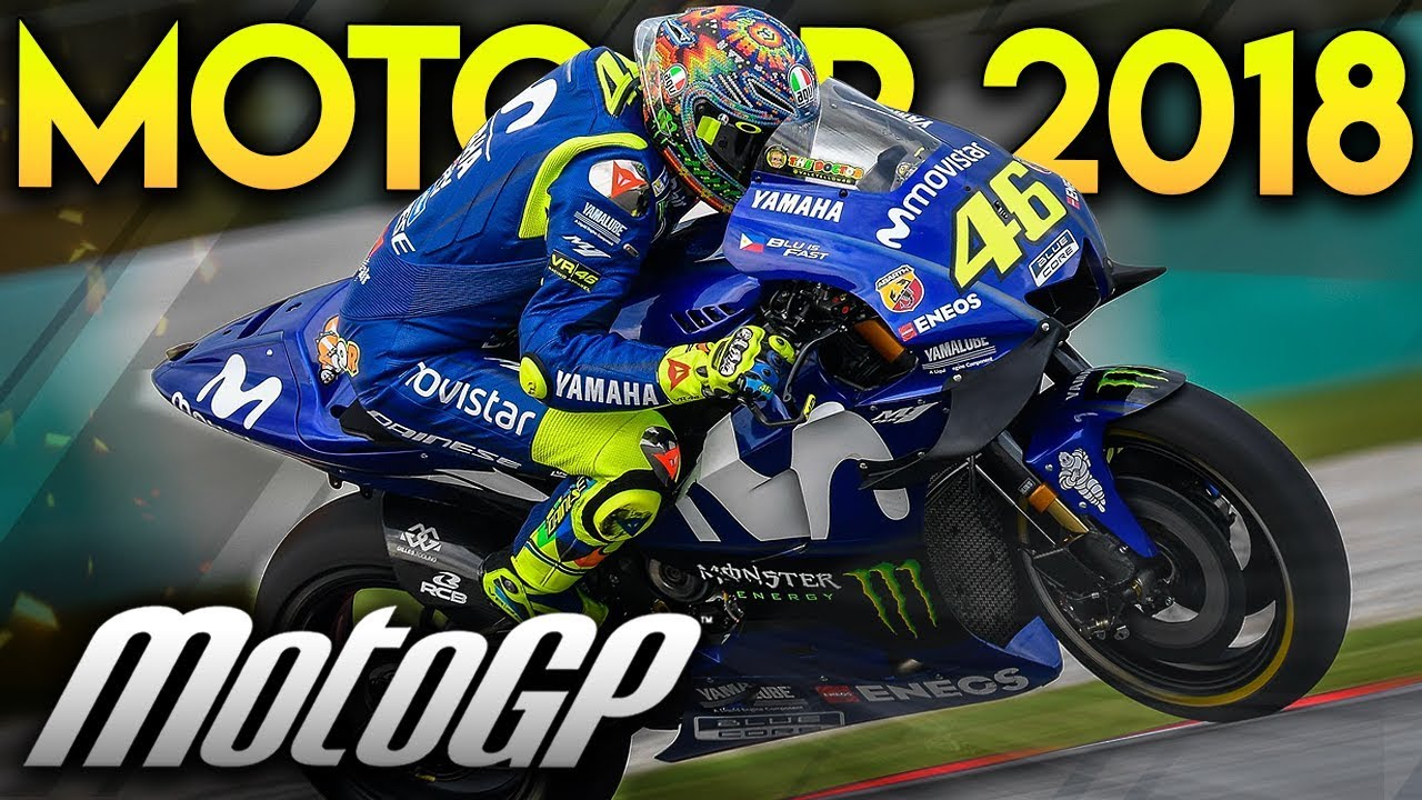 MotoGP 2018 | Gameplay Racing as Rossi at Qatar GP (MotoGP 2018 Game Mod) - YouTube