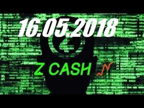 Обзор ZEC/USD - 16.05.2018 - Волновой анализ
