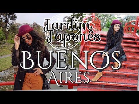VLOG BUENOS AIRES - PARTE 2 RECOLETA| CEMITÉRIO | HARD ROCK E JARDIM JAPONÊS