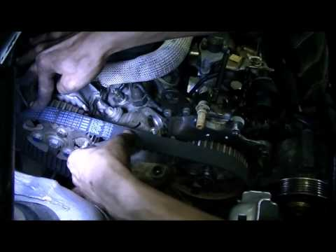 Peugeot Citroen Xud Timing Belt Replacement Doovi