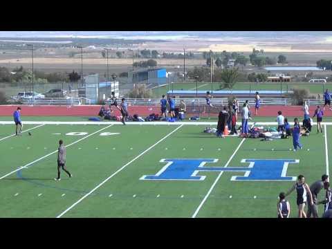 Upland Christian Academy CIF 800m 2015