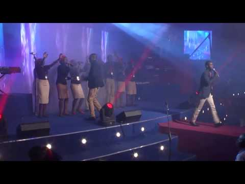 Demola Olabinjo's Ministration During 73 Hours Of Marathon Messiah's Praise