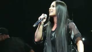 """Demi Lovato """"Heart Attack"""" March 19, 2018, Toronto"""