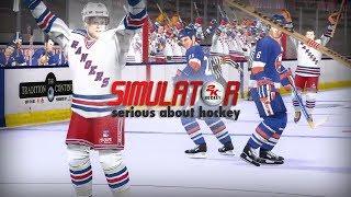 2KHS | Gaborik wrister! (PC NHL gameplay wip, 1080p@60fps)