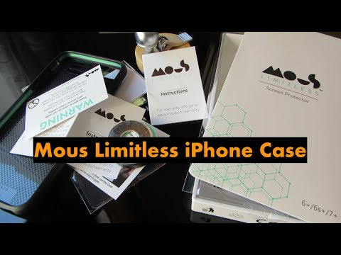 Mous Iphone X Test