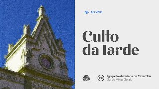 IPC - Culto de Domingo à tarde no Sítio Canaã (29/08/2021)