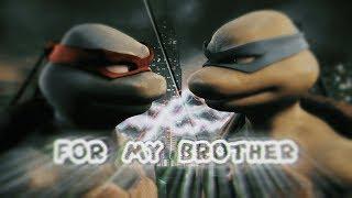 TMNT: Raph & Leo