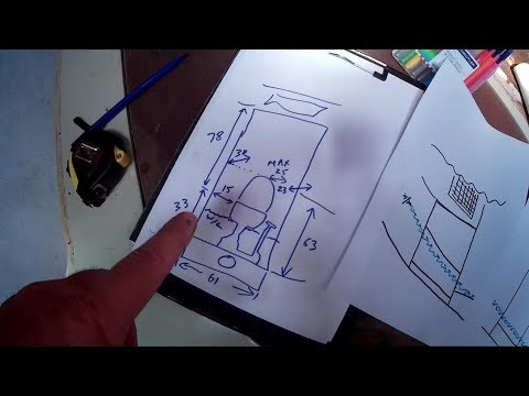 Just About Sailing September 2018 - Making and Installing a new Holding Tank, Pt 1