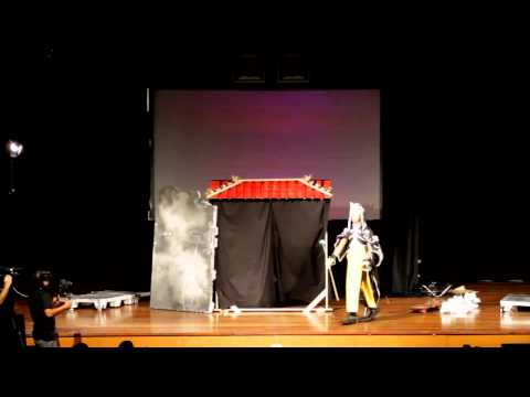 Anime Snacktime TV   Madman National Cosplay Championship Finals 2012   Arc Iris