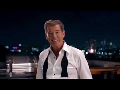 Pierce Brosnan TV commercials SPAR Austria