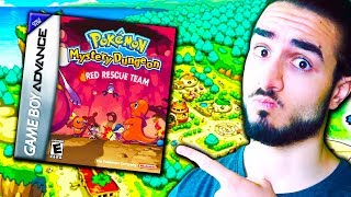 Pokemon Mystery Dungeon Red Rescue Team: Most Underrated Pokemon Game EVER - LordWafflez