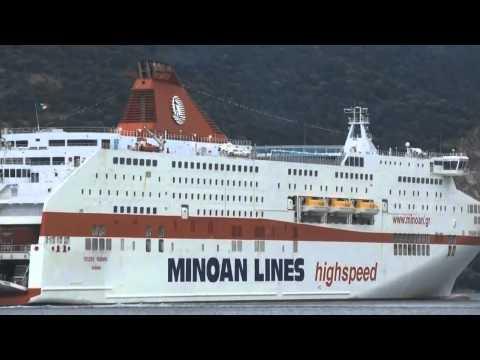 Cruise Europa - Minoan Lines - NetFerry.com