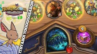 Yoggggggggggg (+Mech things) | Hearthstone Battlegrounds