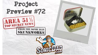 Area 51 1/2 - SonicDad Project #72 Classified Preview