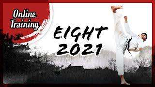 WinTaekwondo Online Training Eight 2021