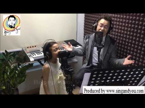 Abba Happy New Year 2017 covered by Celine Tam ad Steve with lyric