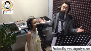 Abba Happy New Year 2017 covered by Celine Tam ad Dr. Steve with lyric