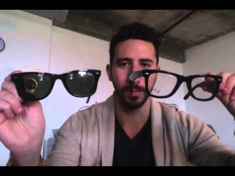 ray ban classic wayfarer 54mm  Comparing Ray-Ban RB2140 vs. RX5121 Wayfarers: Sunglasses vs ...