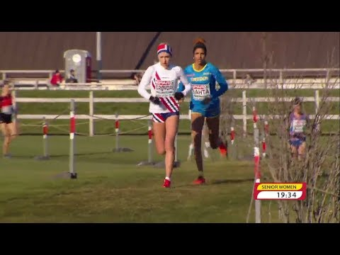 European Cross Country Championships Samorin 2017 - Senior Women