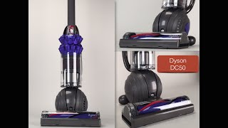 Dyson DC50 Review -- Is it Good?  -- DC50 Allergy