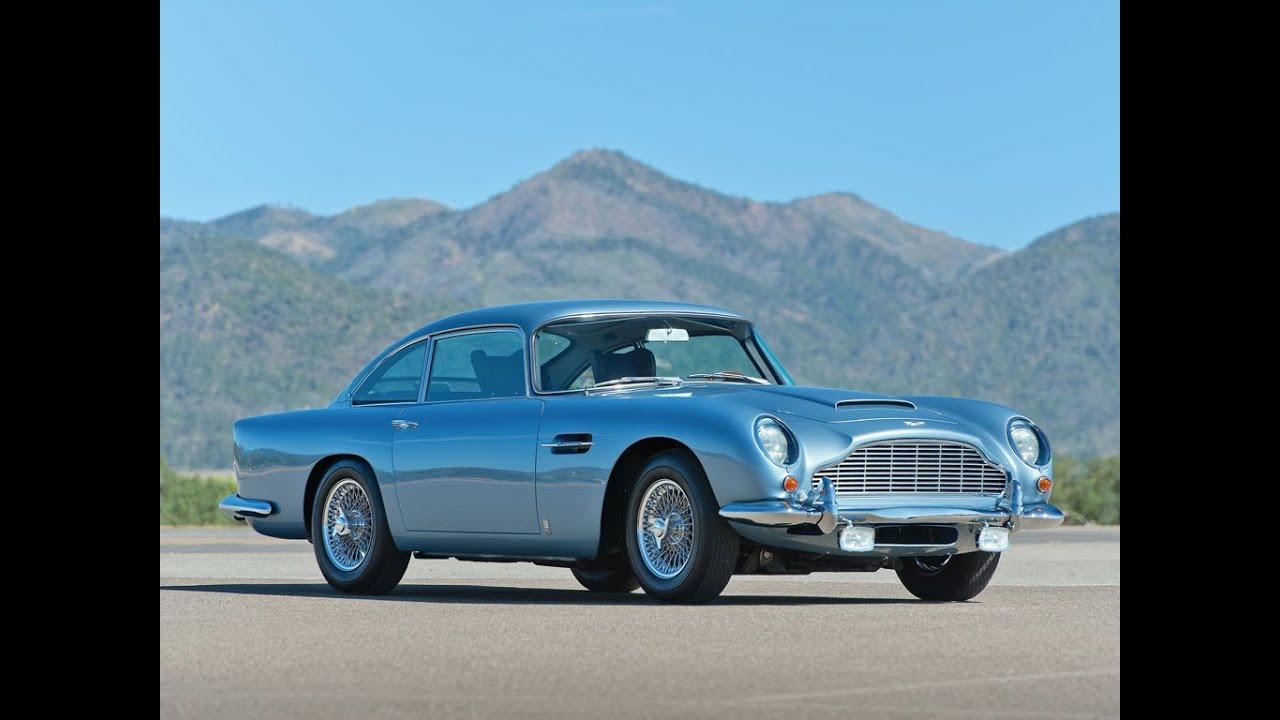 Aston Martin DB For Sale At RM YouTube - Aston martin db5 sale