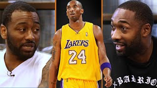 Kobe Bryant's Pregame Mindset Was SCARY! | No Chill with Gilbert Arenas