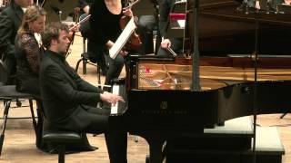 Grieg Competition 2014: Schumann - Piano Concerto in A minor, Op. 54 (Joachim Carr)