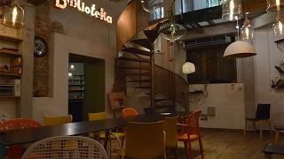 Proiecte cafenele - Proiect Biblioteka Hub stil industrial-design | Studio Insign(, 2017-02-21T15:00:57.000Z)