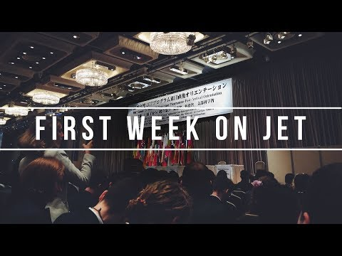 First Week on JET!