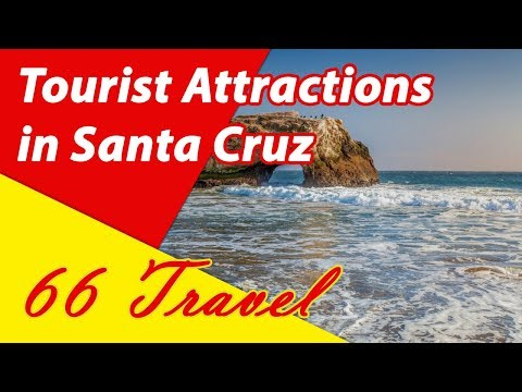 List 8 Tourist Attractions in Santa Cruz, California | Travel to United States