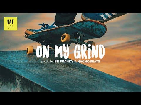 (free) Joey Badass x Mobb Deep x Boom Bap type beat | 'On my grind' prod by BE FRANKY & NACHOBEATS