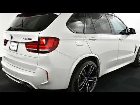 Used 2016 BMW X5 M Atlanta Alpharetta, GA #T30113 - SOLD