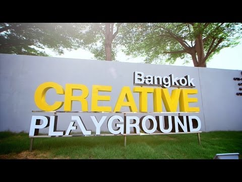WORK-LIVE-PLAY @ CMO Bangkok Creative Playground
