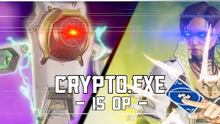 CRYPTO.exe is op