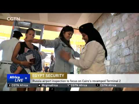 Egypt Security: Russian delegation in Cairo to inspect airport security measures